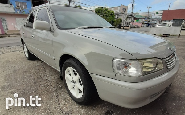 Toyota Other, 2000, PBW- AE111-8