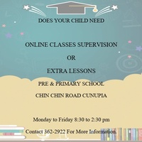 Does your child need Online Class Supervision Or Extra Lessons