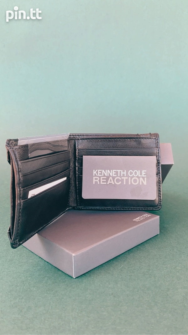 Kenneth Cole Reaction Wallet With Card Case-4