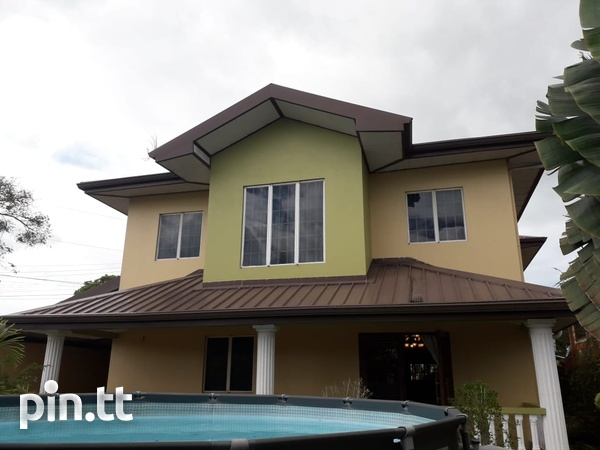 Residential 5 Bedroom Home In Point Fortin-2