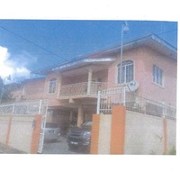 Couva 2-storey house in Central Couva with 4 bedroms