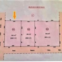 5662 SQ FT PLOT OF FREEHOLD LAND CHARLIEVILLE FINAL APPROVALS