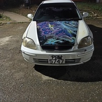Honda Civic, 1998, PBM