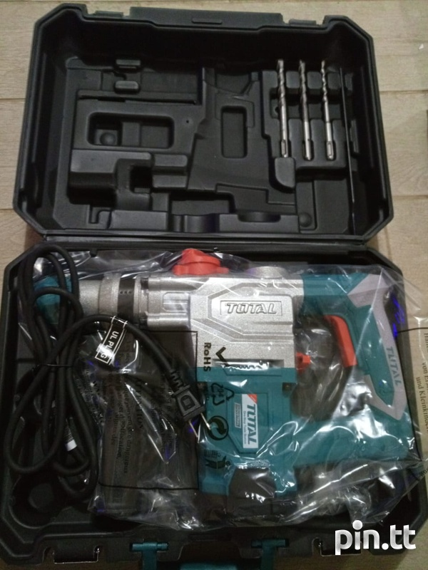 Total Rotary Hammer Drill-1