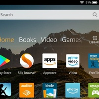 Google Services for Fire Tablets