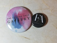 Pinback Buttons Large