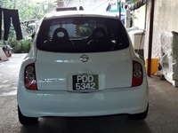 Nissan March, 2010, PDD