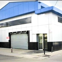 Commercially Approved Building