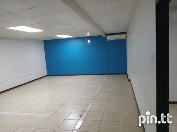 Large Commercial Space upstairs Wendys Building Main Rd Chaguanas-1