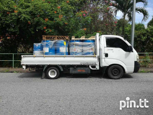 Transport for hire with Isuzu 3 ton truck and 1-1/4Ton Pickup.-2