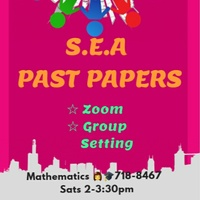 SEA Past Papers