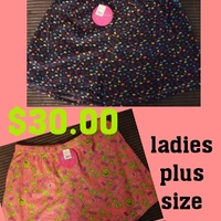 Causal wear/delivery available