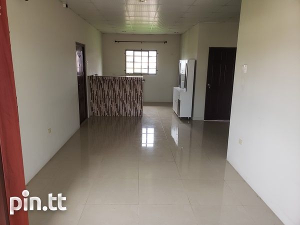 COUVA UNFURNISHED 2 BEDROOM APARTMENT-2
