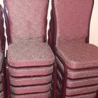 Used banquet chairs