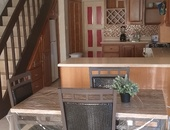 Palmiste 2 bedroom townhouse in gated compound