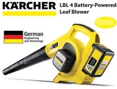Karcher LBL 4 Battery Powered Leaf Blower