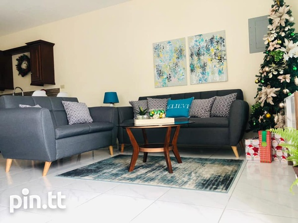 Temple View, Arima 3 Bedroom Townhouse-1