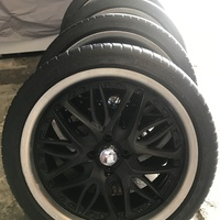 18inch alloys rims and tires