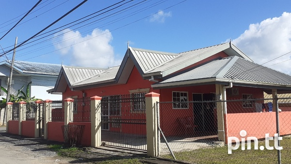 Couva 3 Bedroom Income Property-1