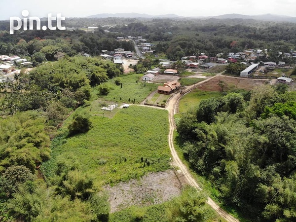 SANGRE GRANDE 2 ACRES OF LAND WITH APPROVAL FOR TOWNHOUSES-4