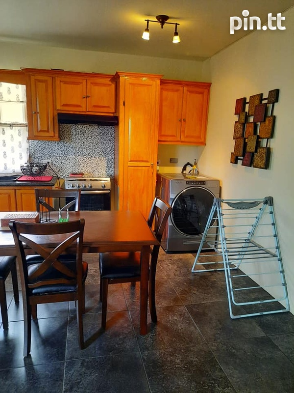 Orchid Gardens Chaguanas Furnished 1 Bedroom Apartment-3