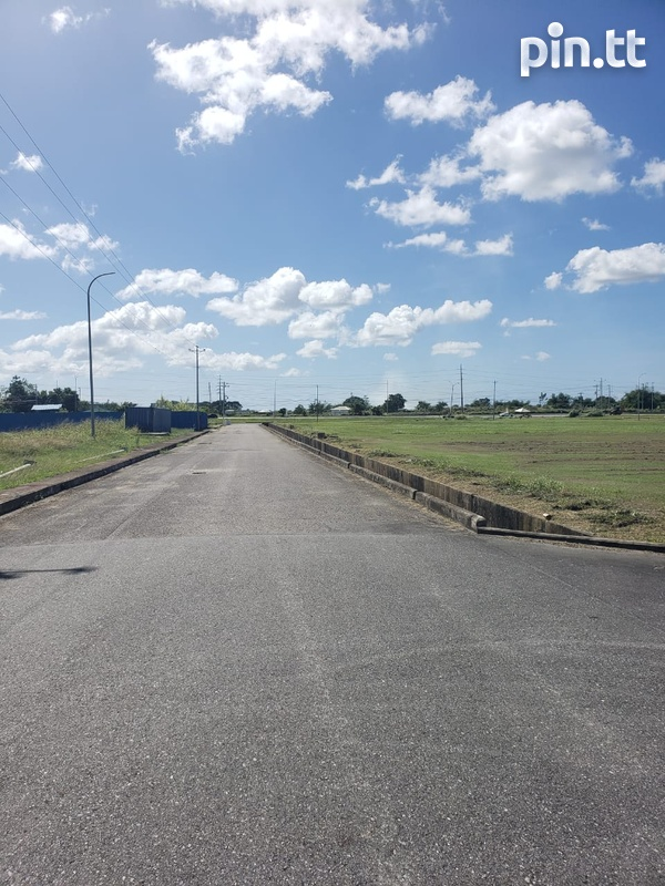 Trincity Business District Land-6