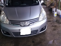 Nissan Note, 2009, PDH