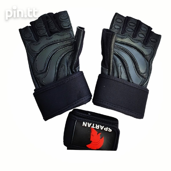 Unisex Gym Gloves-2