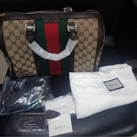 Gucci Boston Brown Speedy 2019