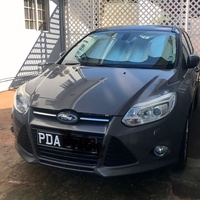 Ford Focus, 2013, PDA