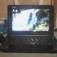 Acer and hp mini laptops