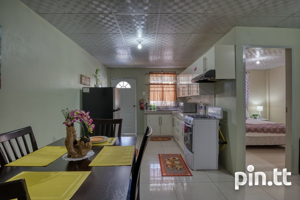 Unfurnished Cozy 2 Bedroom Piarco Apartment-1