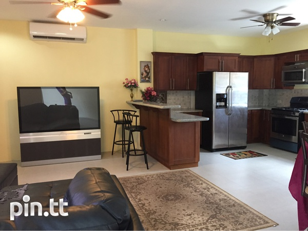 Valsayn North Townhouse with 3 bedrooms-2