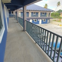 UNFURNISHED TWO BEDROOM COUVA 5 MINS AWAY FROM STAR BUCKS