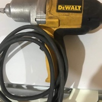 Launch Scan Tool and Dewalt Impact Wrench