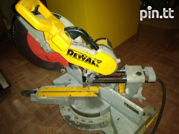 Power saw and chop saw-2