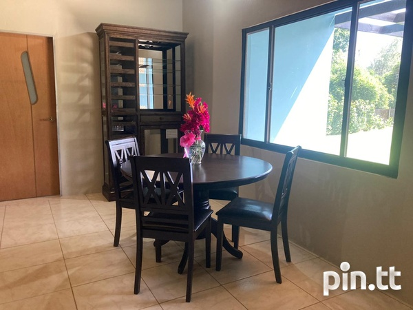 Two bedroom House Bacolet, Tobago-6