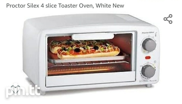 Toaster oven....new-1