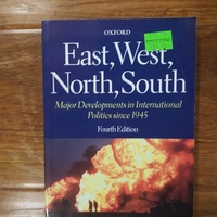 East, West, North, South History Book