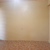 Unfurnished One Bedroom One Bathroom Apartment