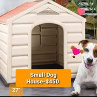 Dog House for Small Breed