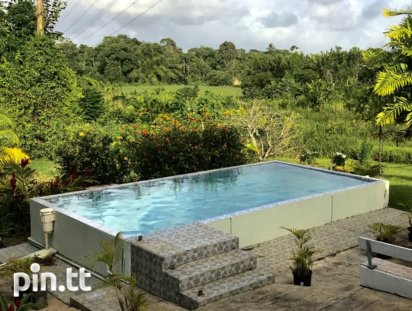3 Bedroom Home with Pool-3
