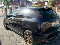 Ford Focus, 2003, PCD