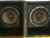 2 x 18sound 8 inch in flared boxes