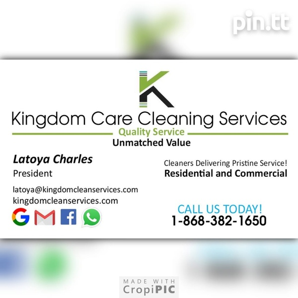 Kingdom Care Cleaning Services-1