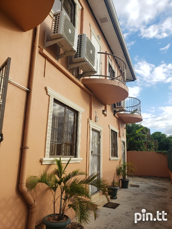 Champs Fleurs Two bedroom Townhouse unfurnished-1