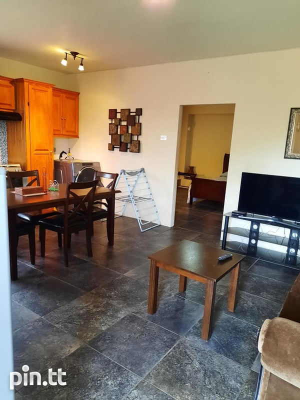 Orchid Gardens Chaguanas Furnished 1 Bedroom Apartment-5