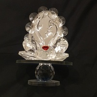 Two Love Swans Mirror