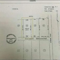 CUNUPIA APPROVED LOT OF LAND - REDUCED