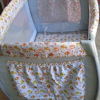 Car seat and play pen